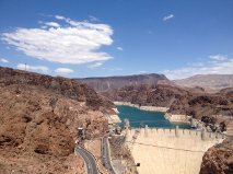 Hoover Dam Overlook, Nevada