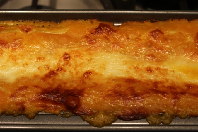 Roasted lasagna beauty