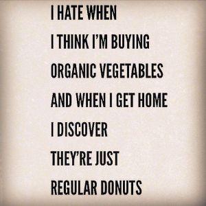 Organic Donuts