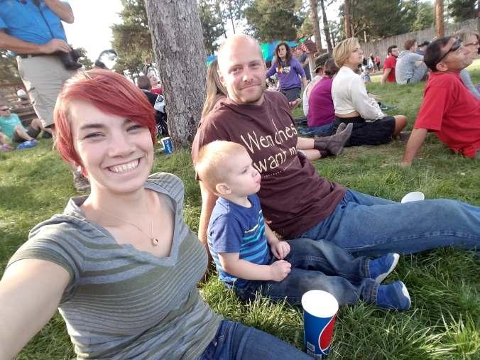 Laura, Will, & Alex, June 18, 2017